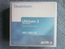 Quantum Ultrium 3 Tape Cartridge 400-800 GB ~ NEW