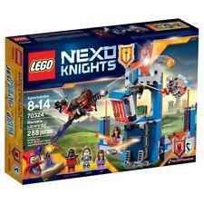70324 MERLOK'S LIBRARY 2.0 lego castle NEW legos set NEXO KNIGHTS lance ava