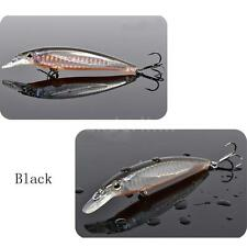 Trulinoya DW11 95mm 9g 1m Mini Crank Fishing Lure Hard Bait with BKK Hooks S2Q3