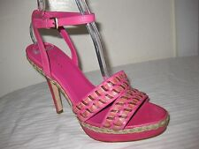 COLE HAAN  NIKE  AIR VANESSA  HEEL SANDALS SHOES SIZE 9 B