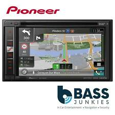 "Pioneer AVIC 6.1"" Motorhome Sat Nav Bluetooth DAB DVD Apple CarPlay AV Screen"