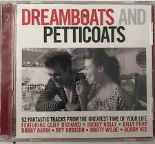 Various - Dreamboats And Petticoats (2xCD)