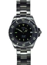 MWC Automatic Military Spec Divers Watch with Ceramic Bezel and Sapphire Crystal