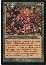 Green Urza/'s Saga Mtg Magic Rare 1x x1 1 PLAYED Abundance