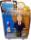 Family Guy Mayor West Action Figure Mint in Box Series 3 Mezco Toy Adam West MIB