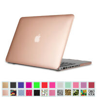 "Slim Smooth Snap On Case Plastic Hard Cover For MacBook Pro 13.3"" (A1278)"