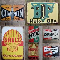 Vintage Metal Retro Club Tin Sign Plaque Wall Bar Poster Pub Home Kitchen Club