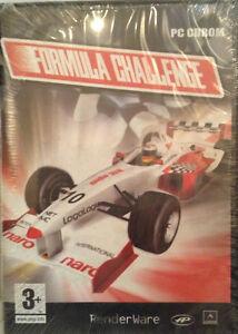 Formula challenge  pc dvd rom gioco game nuovo sigillato