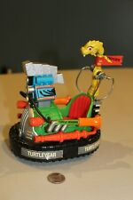 1991 TMNT DONS KRAZY CARNIVAL CAR 100% Complete Vehicle Donatello HTF Loose NICE
