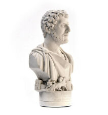 Hadrian Statuette - Famous Faces Collection Plaster Bust