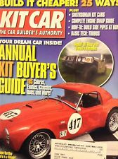Kit Car Magazine Annual Kit Buyer's Guide January 2001 020718nonrh