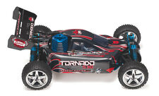 Redcat Racing Tornado S30 1/10 Scale Nitro Buggy Black 2 Speed 4x4 1:10 rc car