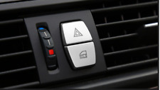 Console Warning Light & Lock Button Cover Trim for BMW 7 Series F01 F02 2010-15