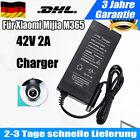 42V Ladegerät Ladekabel Adapter Charger Für Xiaomi Mijia M365 E-Scooter Roller
