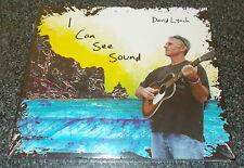 DAVID LYNCH-I CAN SEE SOUND-CD 2003-DIGIPAK-NEW & SEALED