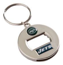 New York Jets Key Chain NFL Football