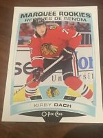Kirby Dach Chicago Blackhawks 2019-20 O-Pee-Chee Marquee Rookie Retro #612 RC