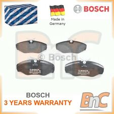 BOSCH FRONT DISC BRAKE PAD SET OPEL VAUXHALL FOR NISSAN RENAULT OEM 0986424636