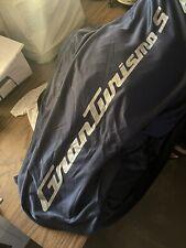 Blue Maserati Gran Turismo Car Cover