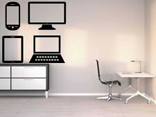 Vinyl Wall Decal Sticker Showcase Store Smartphone Tablet Computer Laptop F1435