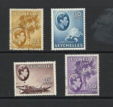 Used Seychellois Stamps (Pre-1976)