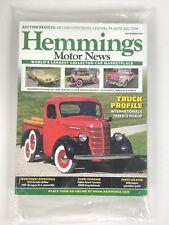 Hemmings Motor News November 2015 Truck Profile Internationals 1939 D-2 Pickup