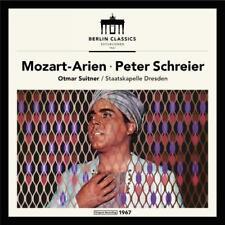 Peter Schreier - Mozart: Arias (NEW CD)