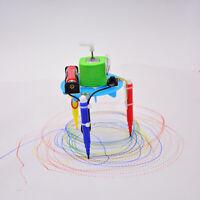 KQ_ Kids DIY Doodle Robot Toys Children Experiment Science Project Educational M