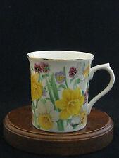 "Lenox ""Iris"" by Suzanne Clee Fine Porcelain Mug"