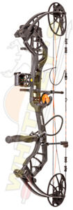 Fred Bear Archery Legit Bow RTH RH 10-70# Shadow Black - AV13A21117R