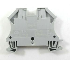 68x Allen Bradley 1492-J4 Klemmblock | 800V | 4mm²