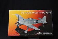 YQ036 HELLER 1/72 maquette avion 80235 Focke Wulf Fw 190 A8/F3