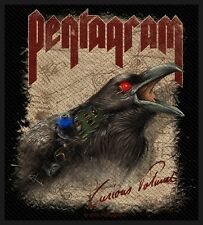 "Pentagram "" Curious Volume "" Patch/Aufnäher 602605 #"