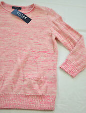 women's CHAP'S pink & white sweater size  X large MSRP $59 brand new