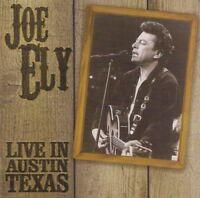 Joe Ely - Live in Austin Texas (2015)  CD  NEW/SEALED  SPEEDYPOST