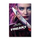 FREAKY Wall Art Poster Horror Movie Film Print Home Room Decor 24x36 inch