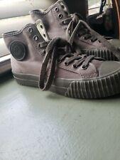 PF Flyers Sneaker Color Grey Unisex M sz 7 W 8.5