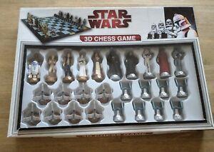 STAR WARS Schachspiel, Chess Set,