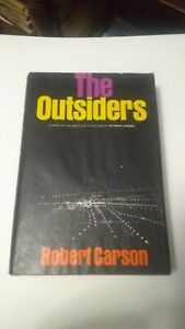 The Outsiders Robert Carson 1966 Book Club Edition