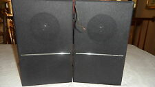 Vintage Emerson Model System 34 Speakers - One Pair