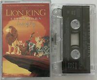 Elton John - Circle of Life - The Lion King - UK Cassette Tape Single