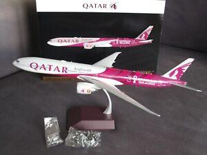 Qatar FIFA World Cup 2022 B777-300ER A7-BEB Gemini200  Model 1:200 - G2QTR972