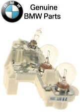 For BMW E90 325i 325xi 335i Driver Left Inner Bulb Carrier Trunk Mounted Genuine