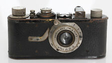 Rare Vintage Original Leica 1 Model A Leica 1 A 1930 year Elmar 1:3.5 F=50mm