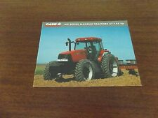 CASE-IH  MX SERIES  MAXXUM Tractors 67-145 HP # AE-293081
