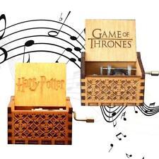 Music Box Game of Thrones Music Box Harry Potter Music Theme Caixa De Musica