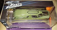 JADA Fast & Furious 8 ~ Ripsaw ~ 1/24 scale GREEN vehicle