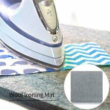High Temperature Ironing Board Wool Pressing Mat Felt Press Mat 3 Size Option