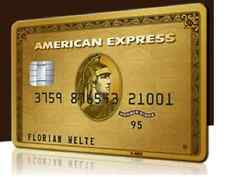 Deutsche American Express Gold Kreditkarte gratis + 100€ Amazon Gutschein Prämie