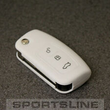Ford 3 Button Flip Key Cover Case Remote Fob Protector Shell Bag Skin Hull 43*